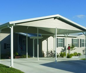Top 4 Reasons to Build an Aluminum Carport